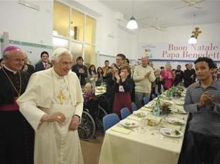 papa in sant egidio